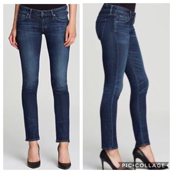 341a1aaca3a2 Citizens Of Humanity Denim - Citizens of Humanity Racer Skinny Jeans Size 28
